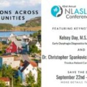 SAVE THE DATE: 2021 NLASLPA Conference