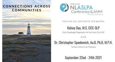 2021 NLASLPA Conference Registration